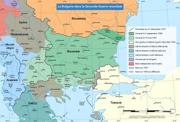 Bulgarie 1940-1945