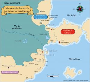 Monde de Nausicaä - français