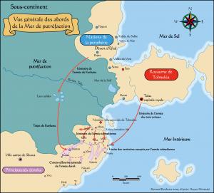 Le monde de Nausicaä - opérations militaires - français